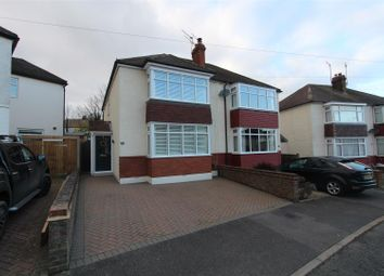 3 bed semi-detached house for sale in Haig Avenue, Rochester ME1