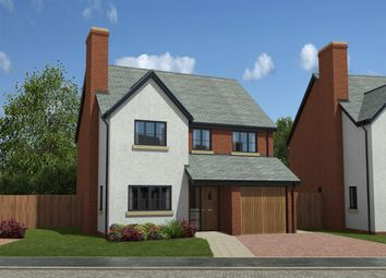 Thumbnail 4 bed detached house for sale in Chester Road, Hinstock