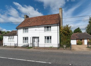 The Street, Molash, Canterbury, Kent CT4. 3 bed detached house