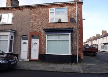 Thumbnail 2 bedroom end terrace house to rent in Cheltenham Avenue, Thornaby, Stockton-On-Tees, North Yorkshire