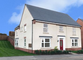 """Thumbnail 5 bedroom detached house for sale in """"Henley"""" at Forest Road, Burton-On-Trent"""