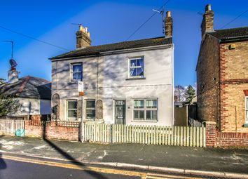 Thumbnail 3 bed cottage for sale in Straight Road, Colchester