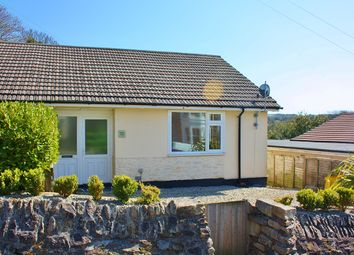 Thumbnail 2 bed semi-detached bungalow to rent in Park Road, Redruth