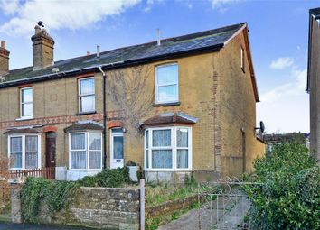 Thumbnail 3 bedroom end terrace house for sale in Adelaide Grove, East Cowes, Isle Of Wight