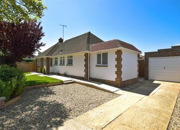 Thumbnail 4 bed detached bungalow for sale in Windermere Crescent, Goring-By-Sea, Worthing, West Sussex