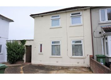 Thumbnail 3 bedroom end terrace house for sale in Tipner Green, Portsmouth