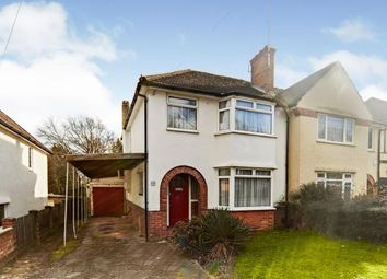 Thumbnail 4 bedroom semi-detached house for sale in Foxearth Road, Selsdon, South Croydon, Surrey