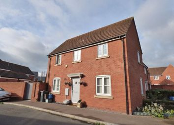 Thumbnail 3 bed semi-detached house for sale in Drydock Way, Hempsted, Gloucester