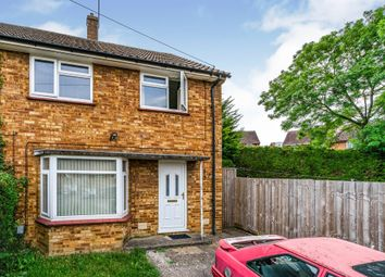 Thumbnail 3 bed semi-detached house for sale in Bank Close, Luton