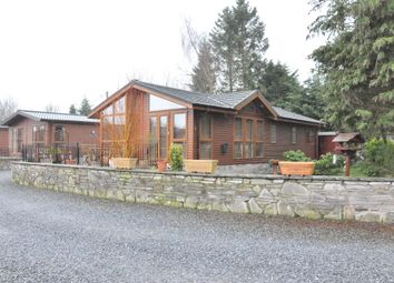Thumbnail 2 bed lodge for sale in Grandeagles Lodges, Auchterarder