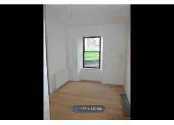 Thumbnail 1 bed flat to rent in Bishop Street, Rothesay, Isle Of Bute