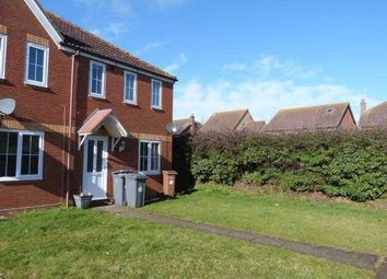 Thumbnail 2 bedroom end terrace house for sale in Banyard Close, Grange Farm, Kesgrave, Ipswich