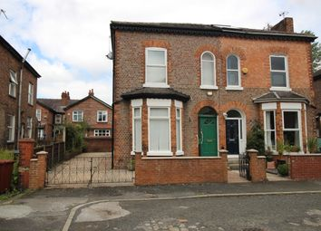 Thumbnail 4 bed semi-detached house for sale in Daisy Ave, Manchester