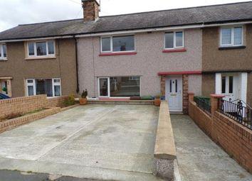 Thumbnail 3 bed terraced house for sale in Lon Eilian, Caernarfon, Gwynedd