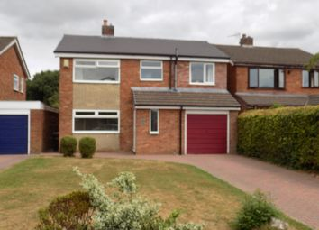 Thumbnail 4 bed detached house for sale in Pear Tree Drive, Wincham, Northwich