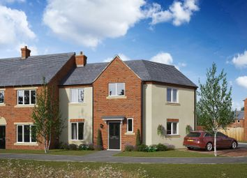 Thumbnail 3 bed semi-detached house for sale in Brick Kiln Road, Raunds, Wellingborough