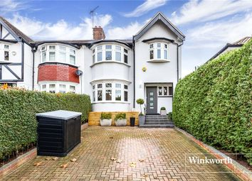Thumbnail 4 bed semi-detached house for sale in Beechwood Avenue, Finchley, London