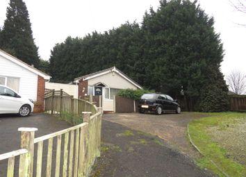 Thumbnail 3 bed detached bungalow for sale in Braemar Drive, Erdington, Birmingham