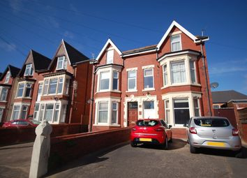 Thumbnail 1 bed flat to rent in Derbe Road, Lytham St Annes, Lancashire