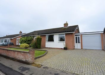 Thumbnail 3 bed bungalow for sale in Cawflands, Durdar, Carlisle