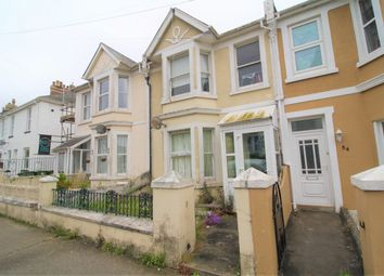 Thumbnail 5 bed terraced house for sale in Shirburn Road, Torquay