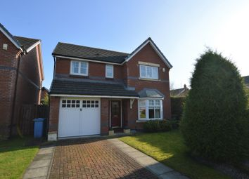 Thumbnail 4 bed detached house to rent in Cherry Orchard, Holt, Wrexham