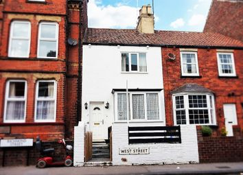 Thumbnail 2 bed terraced house for sale in West Street, Bridlington