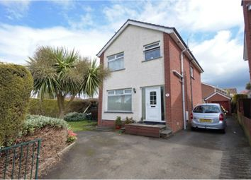 Thumbnail 3 bed detached house for sale in St Columbas Drive, Newtownards