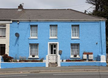 Thumbnail 3 bed end terrace house for sale in Henver Road, Newquay