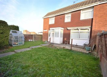 Thumbnail 3 bedroom property for sale in Lynmouth Close, Bransholme, Hull