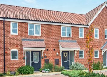 Thumbnail 2 bedroom end terrace house for sale in Oak Road, Dereham