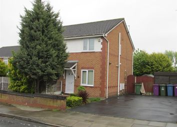 Thumbnail 2 bed semi-detached house to rent in Fordcombe Road, Gateacre, Liverpool