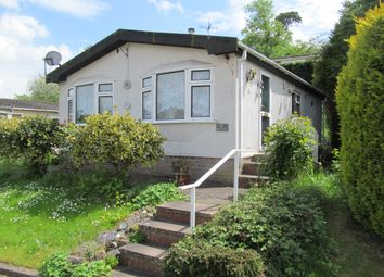 Thumbnail 2 bed mobile/park home for sale in Oak Avenue, Blisworth Park, Blisworth, Northampton, Northamptonshire
