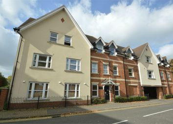Thumbnail 2 bed flat to rent in Churchill House, Crouch Oak Lane, Addlestone, Surrey