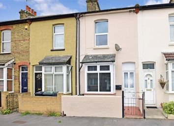 Thumbnail 3 bed terraced house for sale in Seymour Road, Northfleet, Gravesend, Kent