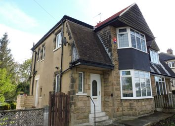 Thumbnail 3 bed semi-detached house for sale in Pullan Avenue, Eccleshill, Bradford
