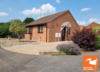 Thumbnail 2 bed detached bungalow for sale in Greenview Close, Forest Town, Mansfield