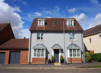Thumbnail 6 bed detached house for sale in Hallett Road, Dunmow