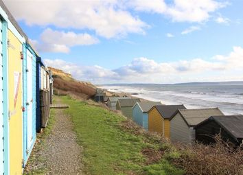 Thumbnail Lodge for sale in Marine Drive East, Barton On Sea, New Milton