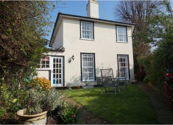 Thumbnail 3 bed detached house for sale in Great Southsea Street, Southsea