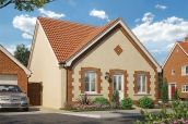 Thumbnail 2 bed detached house for sale in Colne Gardens, Off Robinson Road, Colchester, Essex