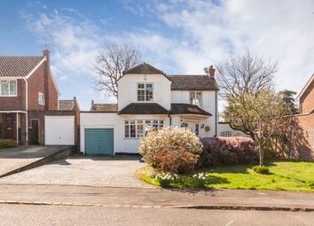 Thumbnail 4 bedroom detached house to rent in Pensford Close, Crowthorne