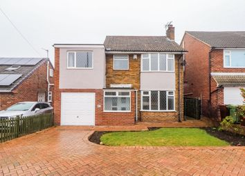 Thumbnail 4 bed detached house for sale in Westfield Road, Horbury, Wakefield