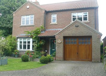 Thumbnail 4 bed detached house for sale in Hambleton House, Deighton, Northallerton, North Yorkshire