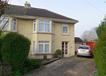 Thumbnail 3 bed semi-detached house for sale in Elm Grove, Lower Swainswick, Bath