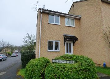 Thumbnail 1 bed property to rent in Sparrow Close, Wokingham
