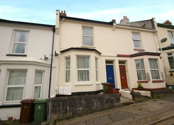 Thumbnail 1 bed flat to rent in 7 Holdsworth Street, Plymouth