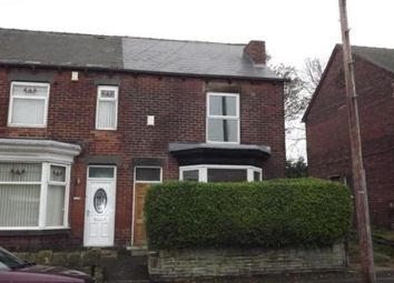 Thumbnail 2 bed terraced house to rent in Dovercourt Road, Norfolk Park, Sheffield