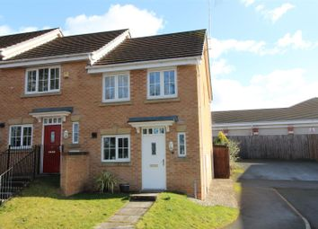Thumbnail 2 bed end terrace house for sale in Lynchet Lane, Worksop