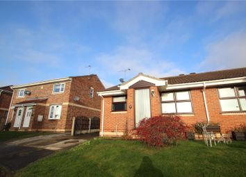 Thumbnail 2 bed semi-detached bungalow for sale in Fenton Close, South Kirkby